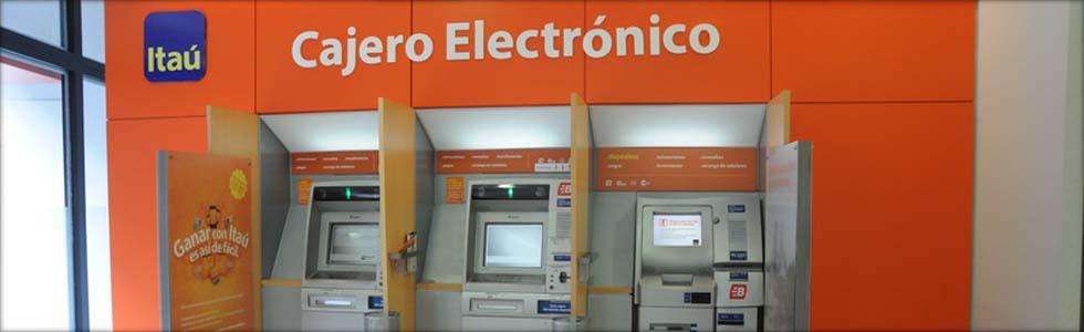 Banco ita m s seguridad en cajeros electr nicos for Banco con mas cajeros